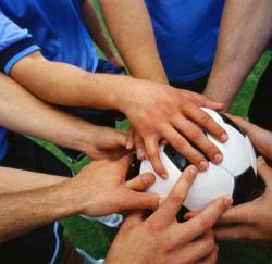 Sport en équipe