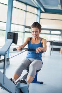 Rameur musculation adbos