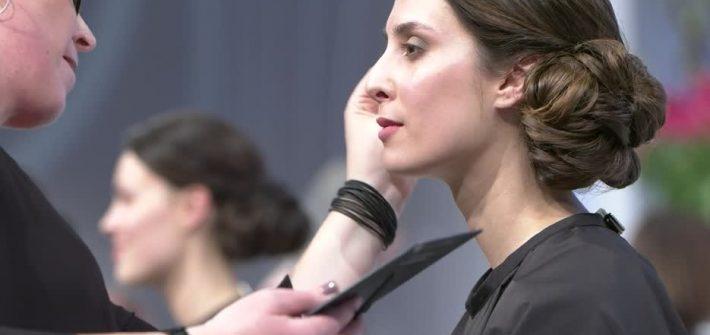 Professionnel maquillage